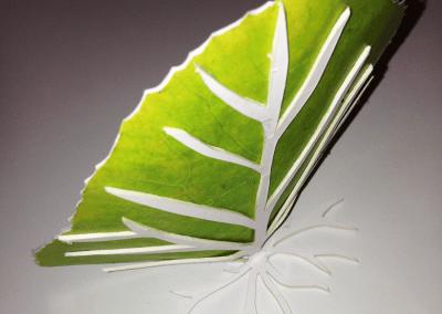 Lövet – en sittmöbel