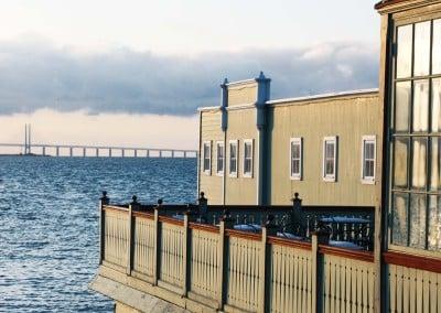 Malmös pärla - kallbadhus